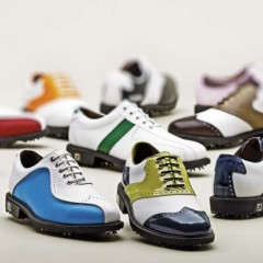 The right golf shoe can make you play better.
