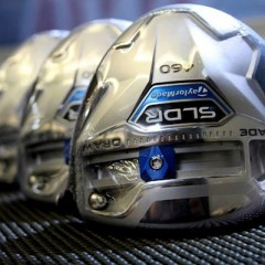 TaylorMade SLDR Driver Promotes Distance