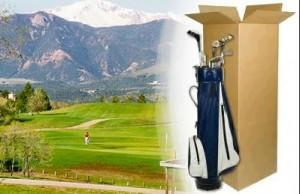 golf shipping