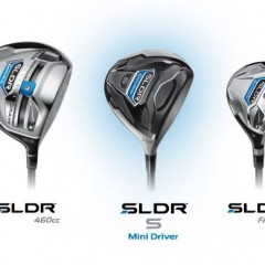 TAYLORMADE SLDR S,  MINI DRIVER JUST ARRIVED!  DISTANCE FOR ALL.