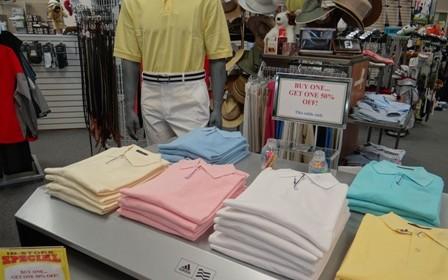 Buy One Polo Get One 50% Off: Mens F.A. Maccluer Basic Pique Polos