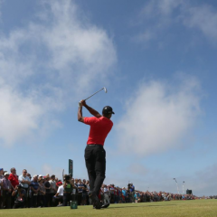 Tiger Woods on the 2014 British Open in Hoylake, England