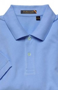 c. blue pique