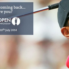 2014 British Open Tee Times: Tiger Woods, Phil Mickelson
