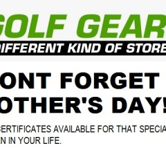 Mother's Day: Give the Gift of GOLF
