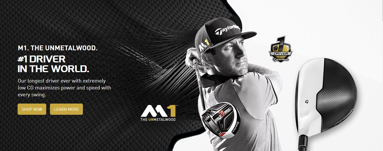m1 taylormade