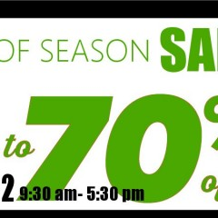 END OF SEASON SALE: Get the latest deals from your local golf pro shop, Stuart Florida