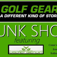 Local Golf Events in Stuart, Florida: Walter Genuin Trunk Show
