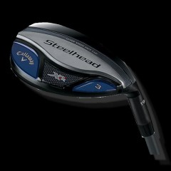 Steelhead XR-Available now- Callaway Golf Brings More Speed and Distance