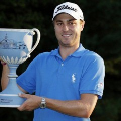 Justin Thomas holds off Jordan Spieth to win Dell Technologies Championship