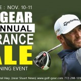 Season Opening Event Clearance SALE: Save the Date
