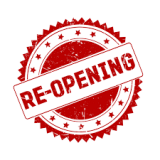 Re-Opening 10-4