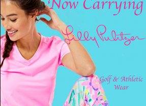 New Lilly Pulitzer Here! & MASKS!