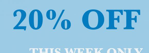 This Week 20% OFF Bskinz Skorts!